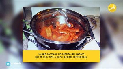 carote Hasselback