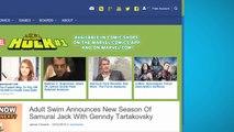 Adult Swim Announces New Season Of Samurai Jack With Genndy Tartakovsky