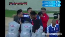 1-0 Mathias Corujo Diaz Amazing Goal - Universidad de Chile v. Colo Colo - Copa Chile Final 02.12.2015
