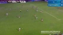 Huracán Great Chance - Atletico Huracán v. Independiente Santa Fe - Copa Brasil Final 02.12.2015 HD