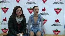 2016 Skate Canada Challenge: Rink A Jr Women Short Program Group 9