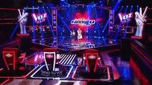 Camila cantó Alguien de Kany García LVK Col Audiciones a ciegas – Cap 3 – T2
