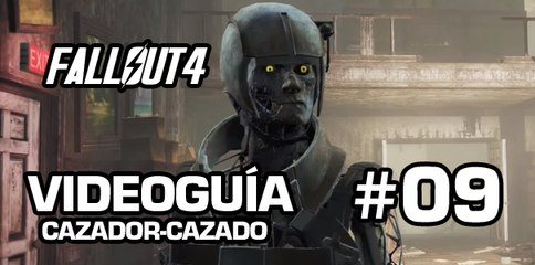 Fallout 4, Vídeo Guía - Mision 8: Cazador Cazado