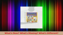 Read  Whats New Whats Missing Whats Different EBooks Online