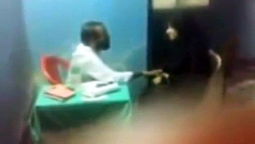 Japanese doctor hidden camera