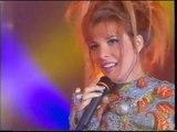 """Mylène Farmer & Khaled -""""La Poupée Qui Fait Non"""" Tip Top TF1 (1996)"""