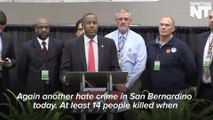 """Ben Carson Doubles Down On Calling Shootings """"Hate Crimes"""""""