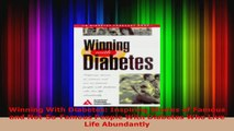 Download  Winning With Diabetes Inspiring Stories of Famous and NotSoFamous People With Diabetes Ebook Free