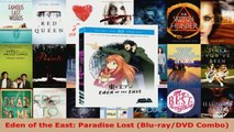 Read  Eden of the East Paradise Lost BlurayDVD Combo EBooks Online