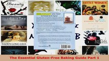 Read  The Essential GlutenFree Baking Guide Part 1 Ebook Free