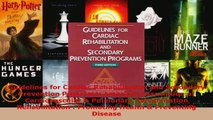 Download  Guidelines for Cardiac Rehabilitation and Secondary Prevention Programs American PDF Free