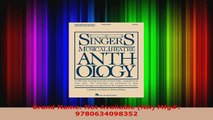 Download  The Singers Musical Theatre Anthology  Duets Book Only Singers Musical Theatre PDF Online