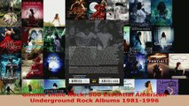 Download  Gimme Indie Rock 500 Essential American Underground Rock Albums 19811996 EBooks Online