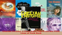 Read  Cheetah Chrome A Dead Boys Tale From the Front Lines of Punk Rock Ebook Free