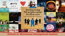 Read  Selecting Warehouse Software from WMS  ERP Providers  Expanded Edition Find the Best PDF Free