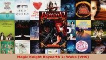Read  Magic Knight Rayearth 2 Wake VHS PDF Free