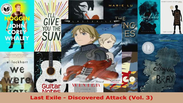 Download  Last Exile  Discovered Attack Vol 3 PDF Free