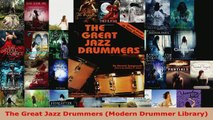 Download  The Great Jazz Drummers Modern Drummer Library PDF Free