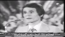 عبد الحليم حافظ اي دمعة حزن لا أغنية رائعة Abdel Halim Hafez-Aye Damiet Hozn