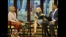 Mary J. Blige on Live! with Kelly & Michael (Nov 15)