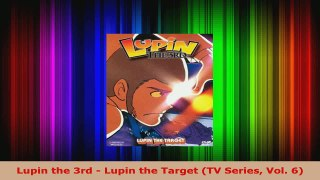 Read Lupin the 3rd Lupin the Target TV Series Vol 6 PDF Onli