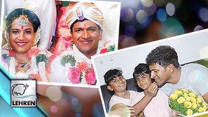 Puneeth Rajkumars Unseen Family Images