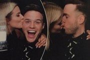 Caroline Flack and Olly Murs share a KISS at awards bash - does this confirm they're an item?