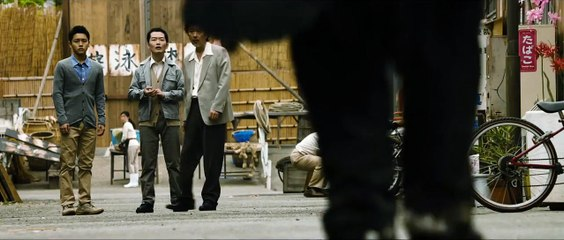 YAKUZA APOCALYPSE Trailer (Comedic vampire action thriller)