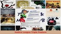Download  Justice League Triple Feature EBooks Online