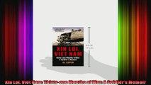 Xin Loi Viet Nam Thirtyone Months of War A Soldiers Memoir