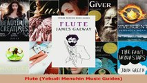 Read  Flute Yehudi Menuhin Music Guides EBooks Online