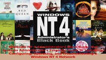 Read  Windows NT 4 Administrators Black Book The Systems Administrators Essential Guide to PDF Free