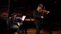 "Gershwin / Heifetz : ""Summertime"" suivie de ""A woman is a sometime thing"" par Nicolas Dautricourt et Dominique Plancade 