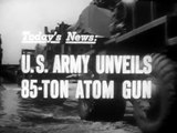1958 IDEAL M65 ATOMIC CANNON TOY COMMERCIAL - YouTube