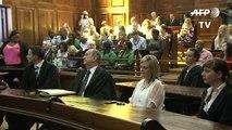 """Oscar Pistorius condamné en appel pour """"meurtre"""""""