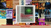 PDF Download  The Millennial Project Colonizing the Galaxy in Eight Easy Steps Read Full Ebook