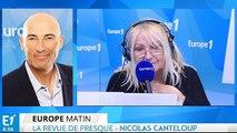 Canteloup parodie Marine et Marion Maréchal-Le Pen en plein débat sur le planning familial