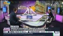 La vie immo : Paris est la deuxième ville au monde accueillant le plus de sièges sociaux - 03/12
