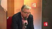 """Air France : """"Des salariés comme ça n'ont rien à faire devant un tribunal !"""" dit Pierre Laurent (PCF)"""