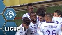 But Jean-Daniel AKPA-AKPRO (49ème) / ESTAC Troyes - Toulouse FC - (0-3) - (ESTAC-TFC) / 2015-16