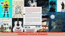 PDF Download  Brecht in Practice Theatre Theory and Performance Methuen Drama Engage Read Online
