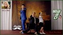 PSY ft. CL of 2NE1 - Daddy MV HD k-pop [german Sub]
