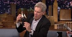 Star Wars : Harrison Ford détruit sa figurine de Han Solo