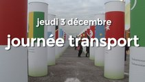 Journée transport à la COP21 : Alain Vidalies souhaite une accélération de la dynamique