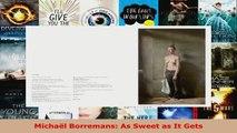 Download  Michaël Borremans As Sweet as It Gets Ebook Online