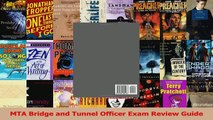 MTA Bridge and Tunnel Officer Exam Review Guide Read Online