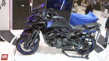 Yamaha MWT-9 : concept Tricycle au Salon de la Moto 2015