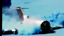 Amazing Videos Airplane Crashes Plane Crash Video - Caught On Live Camera 2015 HD