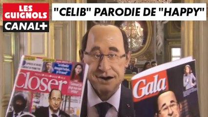 """Célib"" la parodie de Pharrell Williams ""Happy"" - Les Guignols - CANAL+"