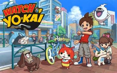 Yo Kai Watch | Nintendo 3DS Trailer HD 1080p 30fps - E3 2015